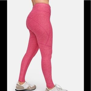 Outdoor Voices Flamingo 7/8 Leggings